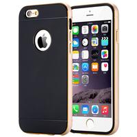 Пластиковый чехол с металлическим каркасом для Apple iPhone 6 4.7 (04914)