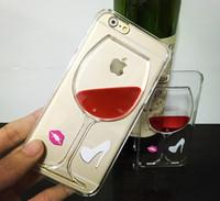 Пластиковый чехол БОКАЛ ВИНА для Apple iPhone 5 5S 5G